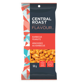 Central Roast Central Roast - Flavour, BBQ Peanuts (50g)