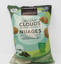 Frankies Frankies - Organic Cloud Puffs, Jalapeno (140g)