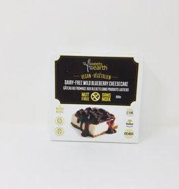 Sweets From The Earth Sweets From The Earth - Plant Based Cheesecake, Blueberry (800g)