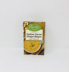 Pacific Natural Foods Pacific Natural Foods - Soup Cashew Carrot Ginger (472ml)