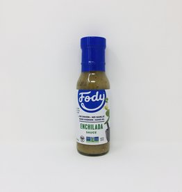 Fody Food Co. Fody - Sauce, Green Enchilada 236ml