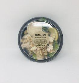 Le Simply Bistro Le Simply Bistro - Meals, Caesar Salad