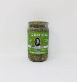 Bubbies Bubbies - Kosher Dill Relish