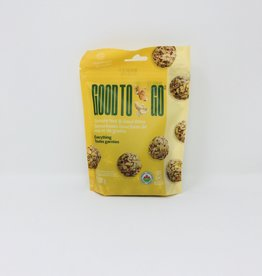 Good To Go Good To Go - Nut & Seed Bites, Everything