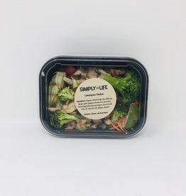 Le Simply Bistro Le Simply Bistro - Meals, Lemongrass Chicken