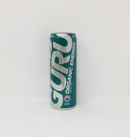 Guru Energy Guru - Organic Energy Drink, Matcha