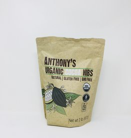 Anthony's Anthonys Goods - Cocoa Nibs (2lbs)