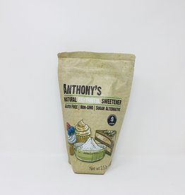 Anthony's Anthonys Goods - Natural Erythritol Sweetener (2.5lbs)