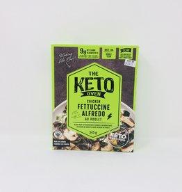 The Keto Oven The Keto Oven - Keto Meals, Chicken Fettuccine Alfredo