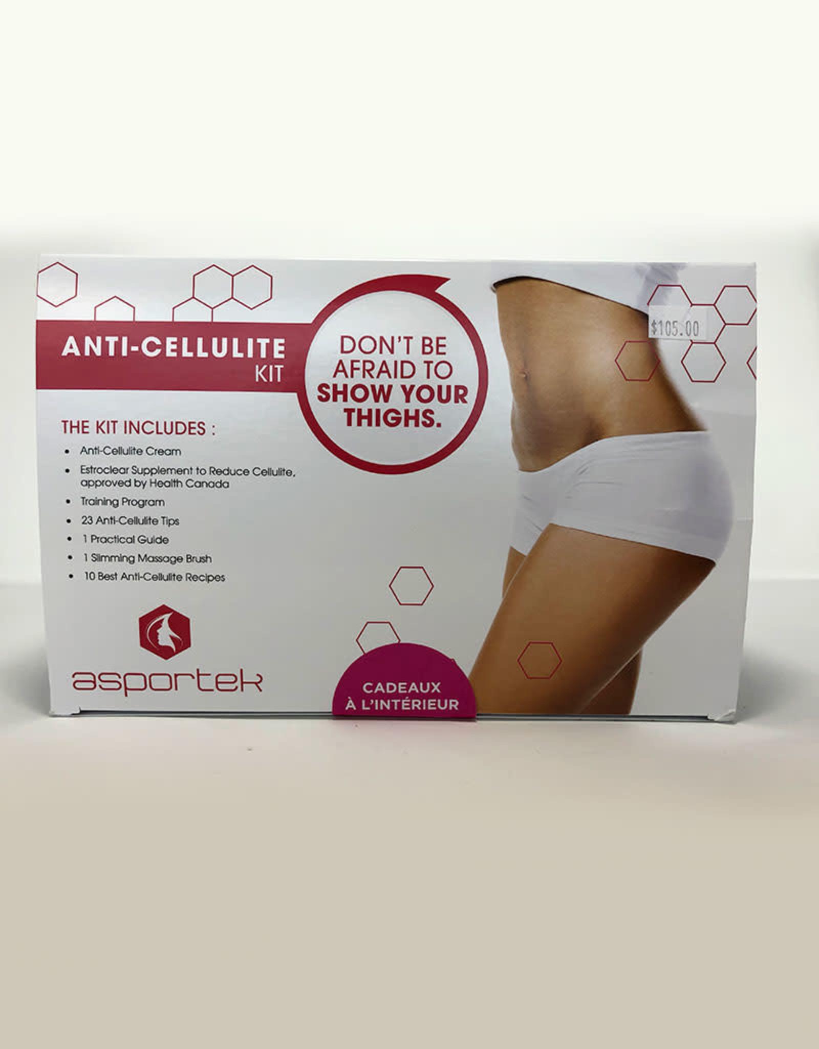 Asportek Asportek - Anti Cellulite Kit
