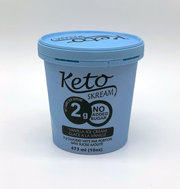 Keto Skream Keto Skream - Keto Ice Cream, Vanilla