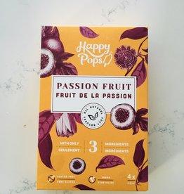 Happy Pops Happy Pops - Ice Pops, Passion Fruit