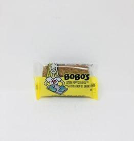 Bobo's Bobos - Oat Bars, Lemon Poppyseed