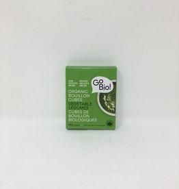 Go Bio Go Bio - Bouillon Cubes, Vegetable