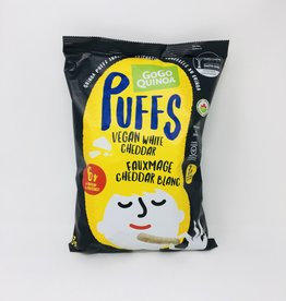 GoGo Quinoa GoGo Quinoa - Quinoa Puffs, Vegan White Cheddar