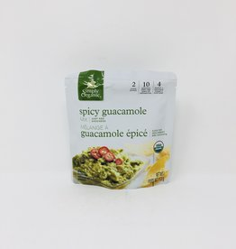 Simply Organic Simply Organic - Spicy Guacamole Mix