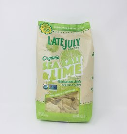 Late July Late July - Tortilla Chips, Sea Salt & Lime