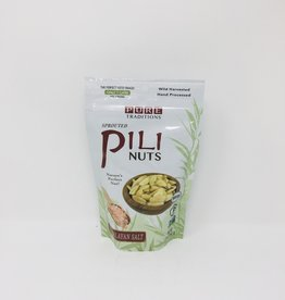 Pure Traditions Pure Traditions - Pili Nuts, Himalayan Salt (142g)