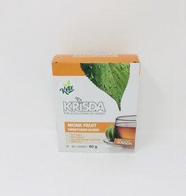 Krisda Krisda - Monkfruit Sweetener, Packets (80ct)
