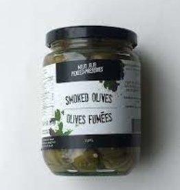 Mojo Jojos Pickles Mojo Jojos Pickles - Smoked Olives
