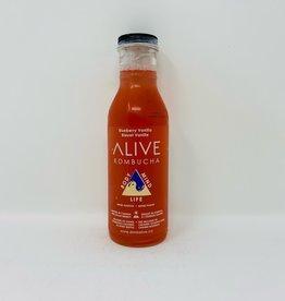 Alive Kombucha Alive Kombucha - Blueberry Vanilla