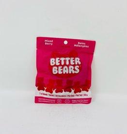 Better Bears Better Bears - Vegan Gummy Bears, Mixed Berry