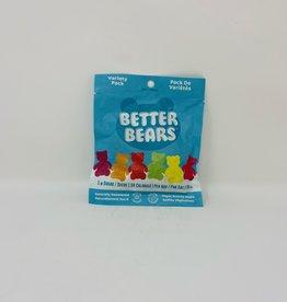 Better Bears Better Bears - Vegan Gummy Bears, Variety Pack