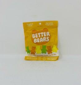 Better Bears Better Bears - Vegan Gummy Bears, Tropical Citrus