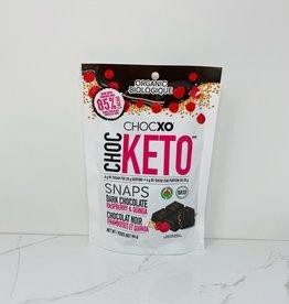 ChocXO ChocXO - Snaps, Raspberry Quinoa (bag)
