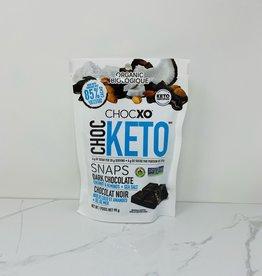 ChocXO ChocXO - Snaps, Coconut Almond & Sea salt (bag)