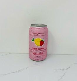 CocoLemon CocoLemon - Sparkling Water, Strawberry