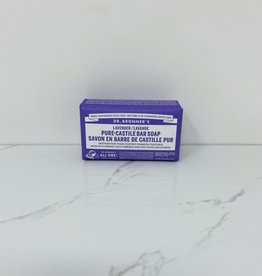 Dr Bronners Dr Bronners - Bar Soap, Lavender