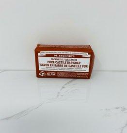 Dr Bronners Dr Bronners - Bar Soap, Eucalyptus