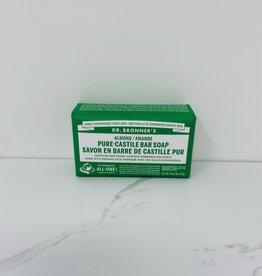 Dr Bronners Dr Bronners - Bar Soap, Almond