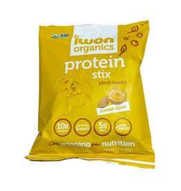 Iwon Organics Iwon Organics - Protein Puffs, Sweet Dijon