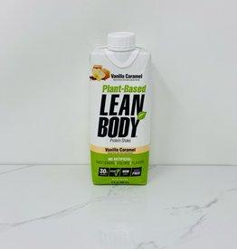 Lean Body Lean Body - Plant Based Protein Drinks, Vanilla Caramel