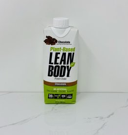 Lean Body Lean Body - Plant Based Protein Drinks, Chocolate