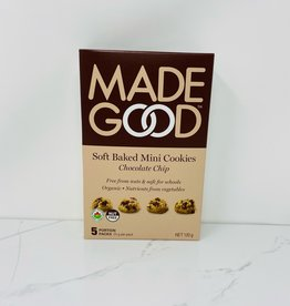 Made Good Made Good - Soft Baked Mini Cookies, Chocolate Chip