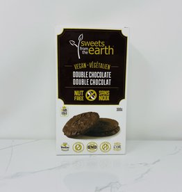 Sweets From The Earth Sweets from the Earth - Planted Based Cookie, Double Chocolate