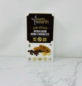 Sweets From The Earth Sweets from the Earth - Planted Based Cookie, Oatmeal Raisin