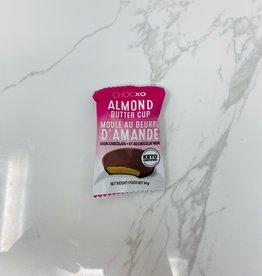ChocXO ChocXO - Snaps, Almond Butter Cups - single
