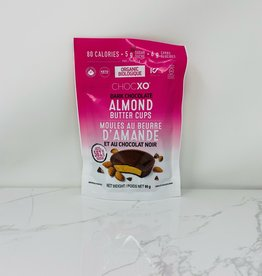ChocXO ChocXO - Snaps, Almond Butter Cups (bag)