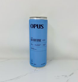 Opus Opus - Non Alcoholic Cocktails, Gin & Tonic (single)