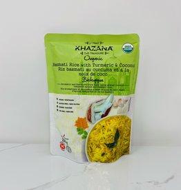 Khazana Khazana - Ready to Eat Rice, Turmeric Coconut