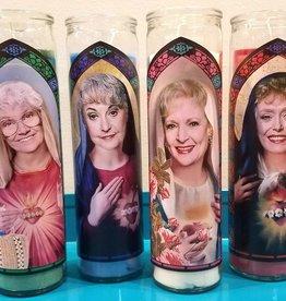 Prayer Candle SET of 4  Eternal Flame