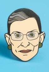 Dissent Pins ''Ruth Bader Pinsburg'' RBG Enamel Pin - Dissent Pins