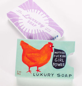 Blue Q Girl Power - Soap by Blue Q