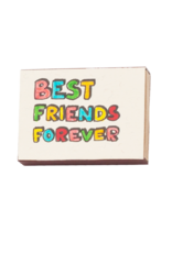Matchbox Card Best Friends Forever