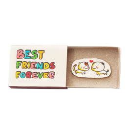 Matchbox Card Best Friends Forever