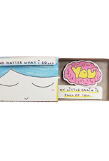 Matchbox Card Brain is Full of You